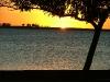 Puesta del sol en San Gregorio